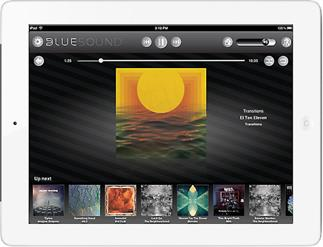 Bluesound app