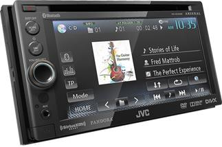 JVC Arsenal KW-ADV65BT