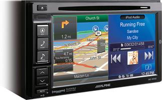 Alpine INE-W940 navigation receiver