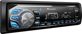 Pioneer MVH-X360BT Digital Media Receiver