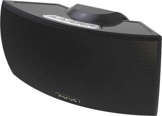 Korus V400 wireless portable powered speaker system