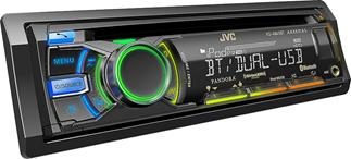 JVC Arsenal KD-A845BT CD receiver