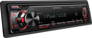 Kenwood KMM-100U digital media receiver