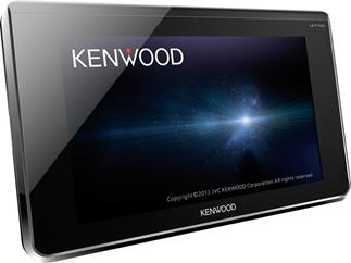 Kenwood LZ-T700 touchscreen