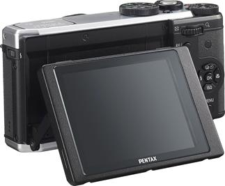 Pentax MX-1 compact digital camera