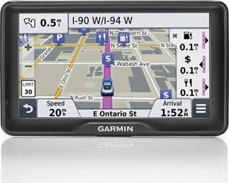 Garmin nuvi 2757LM portable navigator