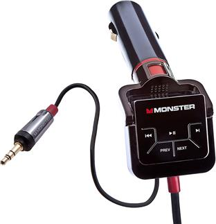 Monster Cable iCarPlay direct connect
