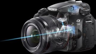 The Sony SLT-A58's Translucent Mirror Technology