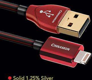 AudioQuest Cinnamon