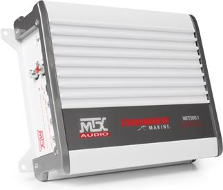 MTX WET500.1 500W x 1 Marine Amplifier