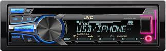 JVC Arsenal KD-AR755CD receiver