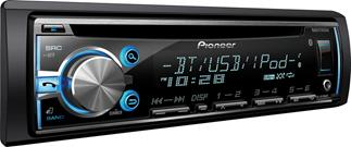 pioneer deh x6700bt 2014 model cd receiver at crutchfield com rh crutchfield com Pioneer Deh X3500 Pioneer 3500 UI
