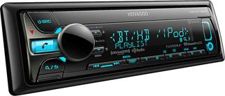 Kenwood KDC-BT758HD CD receiver
