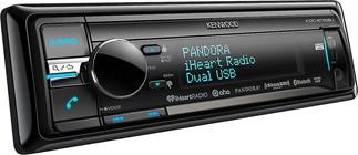 Kenwood Excelon KDC-BT858U CD receiver
