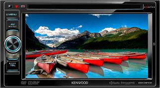 Kenwood Excelon DDX491HD