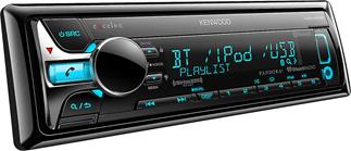 Kenwood KDC-X598 CD receiver