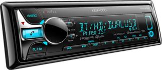 Kenwood Excelon KDC-X798 CD receiver