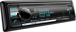 Kenwood Excelon KDC-X998 CD receiver
