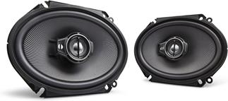 6x8 3-way speakers