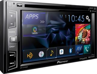 Pioneer AVH-X3700BHS Receiver Driver for Mac Download