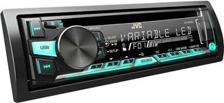 JVC KD-AR565 CD receiver