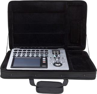 QSC TouchMix-16 with case