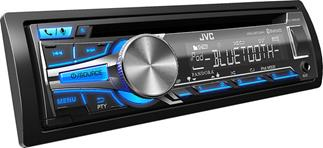 JVC KD-R850BT CD receiver