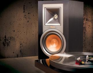 Klipsch R-15PM speakers and Pro-Ject Primary turntable