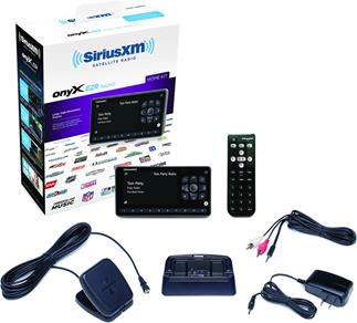 SiriusXM Onyx EZR Home Kit