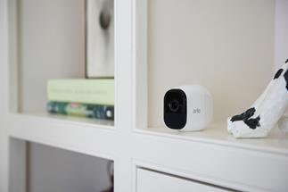 Expand your Arlo Pro system (not included) with this add-on camera.