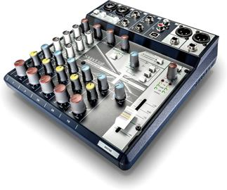 Soundcraft Notepad-8FX mixer/interface