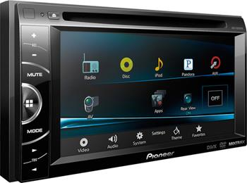 pioneer avh x1500dvd dvd receiver at crutchfield com pioneer avh x1500dvd