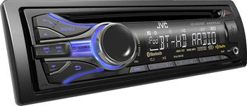 JVC Arsenal KD-AHD75BT CD receiver
