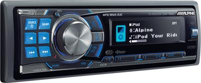 Alpine's CDA-9886 CD receiver