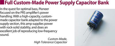Custom-made capacitors