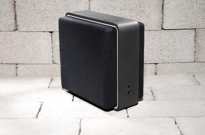 Audyssey Lower East Side Audio Dock with Apple AirPlay