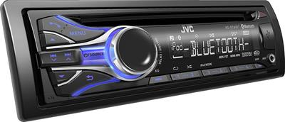JVC's KD-R730BT CD receiver