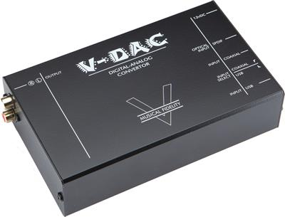 Musical Fidelity V-DAC Stereo digital-to-analog converter ...
