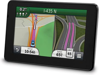 Garmin nuvi 3550LM photoReal
