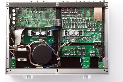 The Onkyo P-3000R Stereo Preamplifier