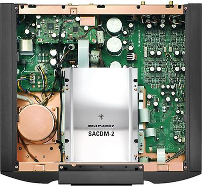 Marantz SA11S3 cd sacd player interior
