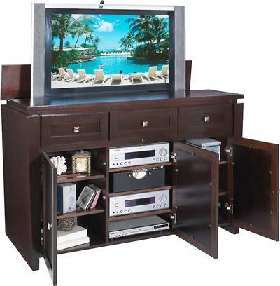 uplift tv biscayne cabinet