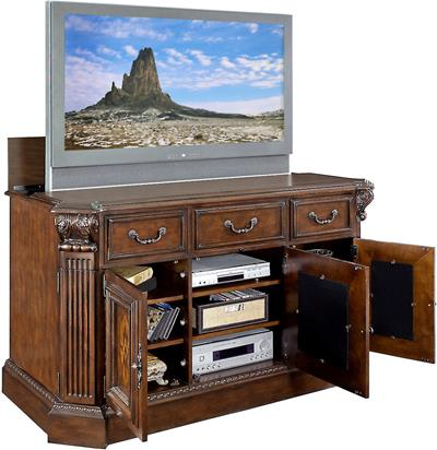 Uplift TV Willowcraft cabinet
