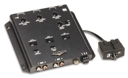 Kicker KX3 3-way crossover