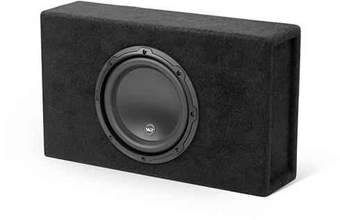 Subwoofer installation guide this enclosure from jl audio comes with the sub already mounted asfbconference2016 Image collections
