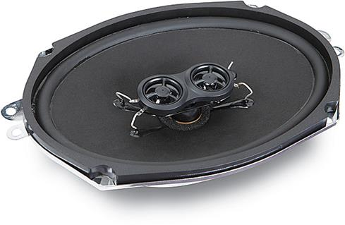 "Retrosound R-69N Single 6""x9"" 2-way car speaker with dual voice coils"