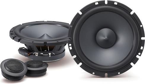 Alpine SPS-610C Type S component speakers