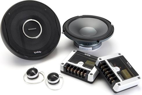 "Infinity Reference X REF-6500cfx 6-3/4"" component speaker system"