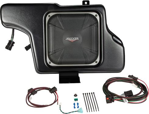 Upgrade Your Cars Sound Without Replacing the Factory Stereo – Jeep Subwoofer Wiring