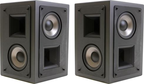 Klipsch KS-525-THX surround sound speakers